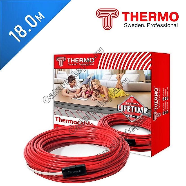 Нагревательный кабель Thermo SVK-20  - 18,0 м.