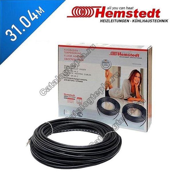 Нагревательный кабель Hemstedt BR-IM - 31,04 м.