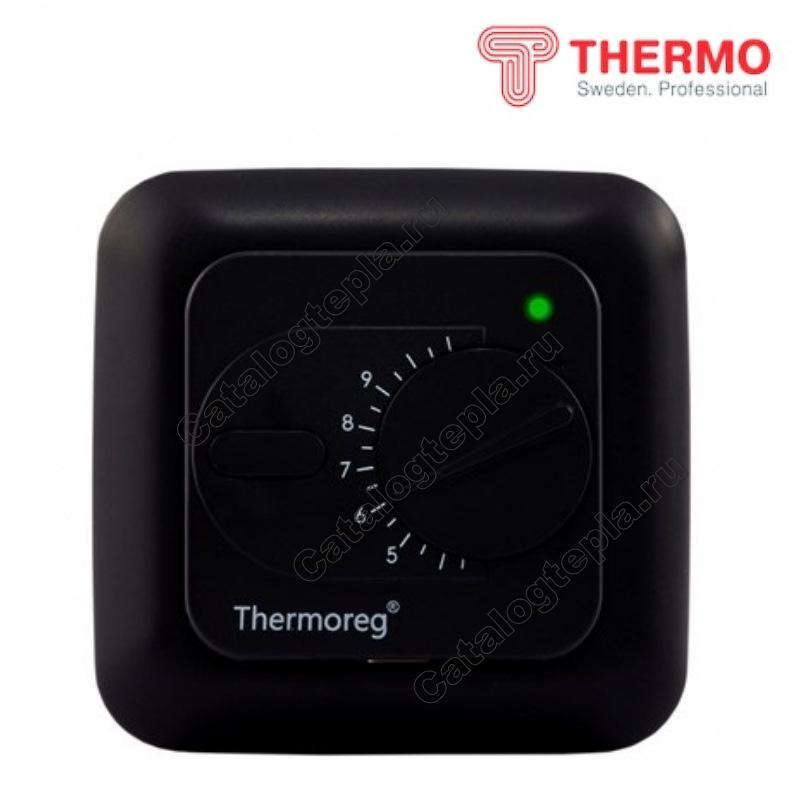 Терморегулятор Thermoreg TI-200 black