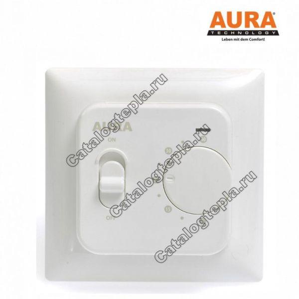 Терморегулятор AURA LTC 230 white