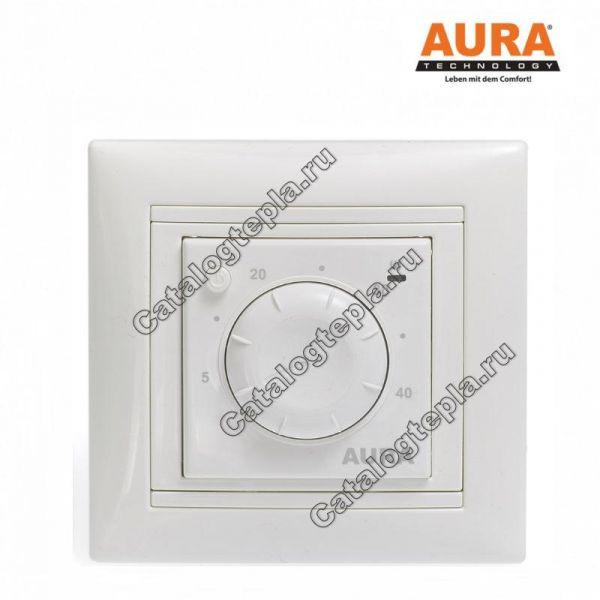 Терморегулятор AURA LTC 030 white