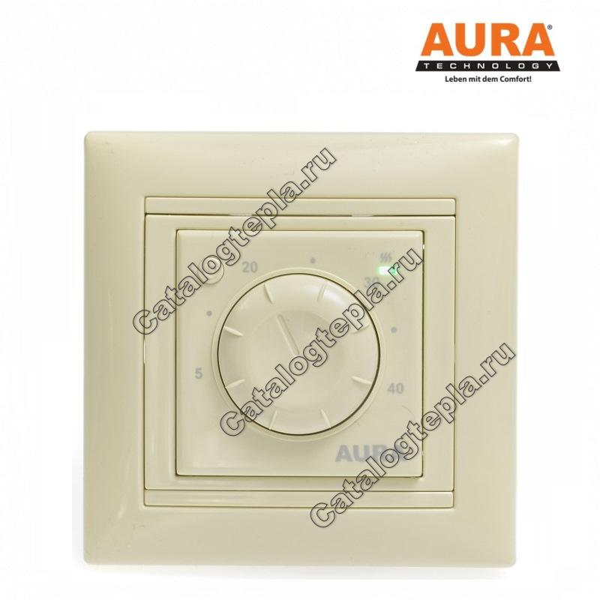 Терморегулятор AURA LTC 030 crem