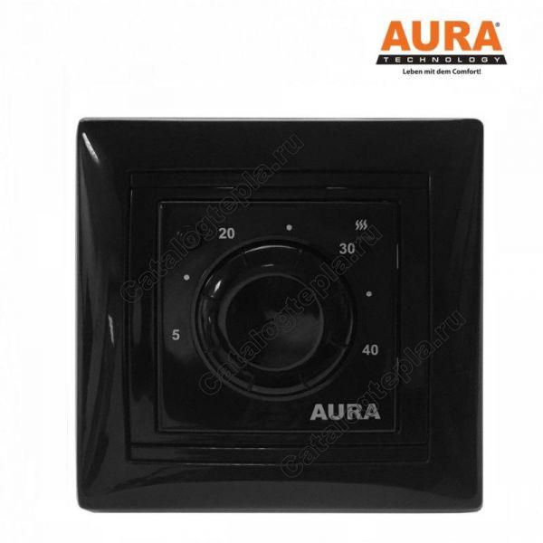 Терморегулятор AURA LTC 030 black