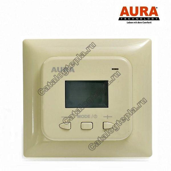 Терморегулятор AURA LTC 530 crem