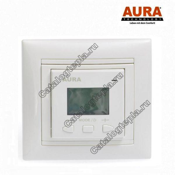 Терморегулятор AURA LTC 070 white