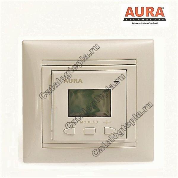 Терморегулятор AURA LTC 070 crem