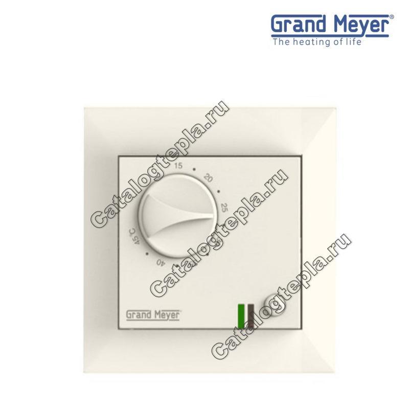 Терморегулятор Grand Meyer GM-109 crem