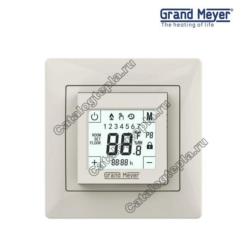 Терморегулятор Grand Meyer Mondial Series W225 crem