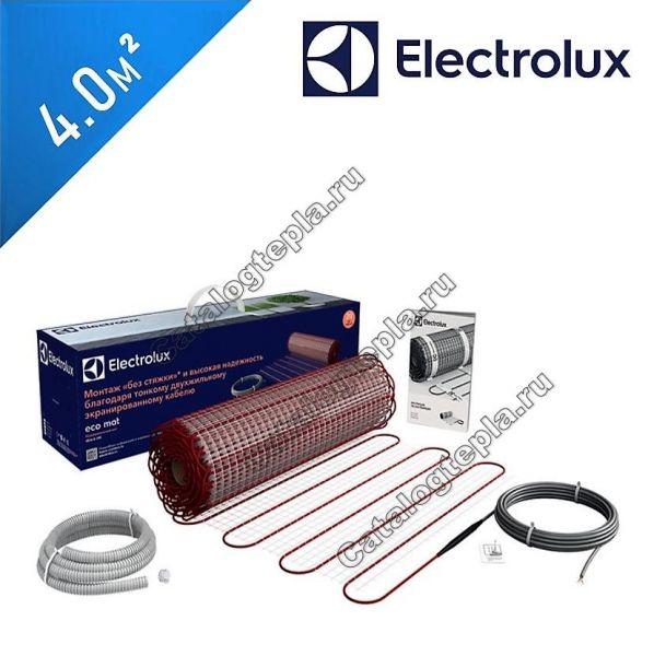 Нагревательный мат Electrolux Eco Mat 150 - 4.0 кв.м.