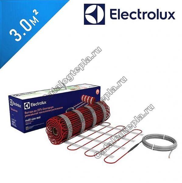 Нагревательный мат Electrolux Multy Size Mat 150 - 3.0 кв.м.