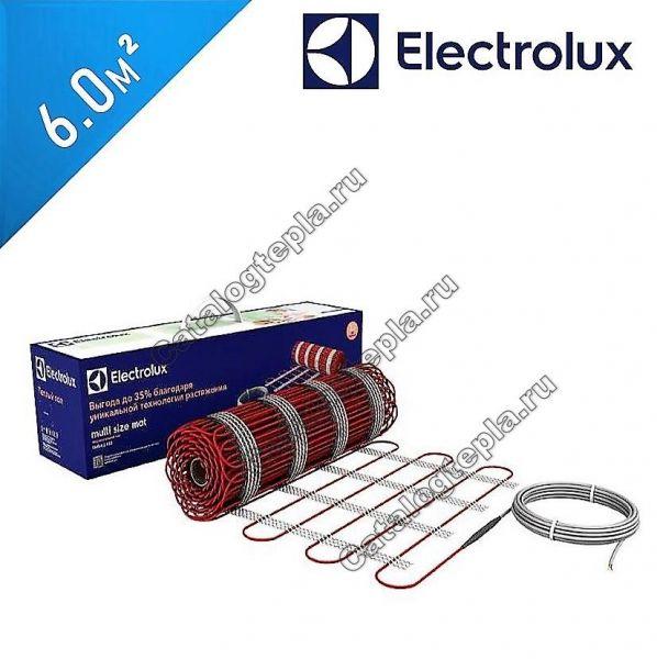Нагревательный мат Electrolux Multy Size Mat 150 - 6.0 кв.м.