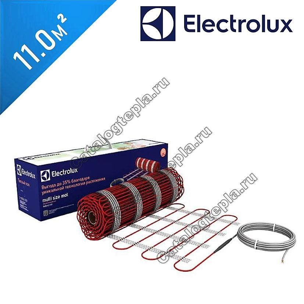 Нагревательный мат Electrolux Multy Size Mat 150 - 11.0 кв.м.