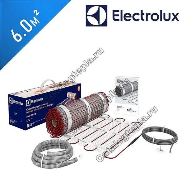 Нагревательный мат Electrolux Easy Fix Mat 150 - 6.0 кв.м.