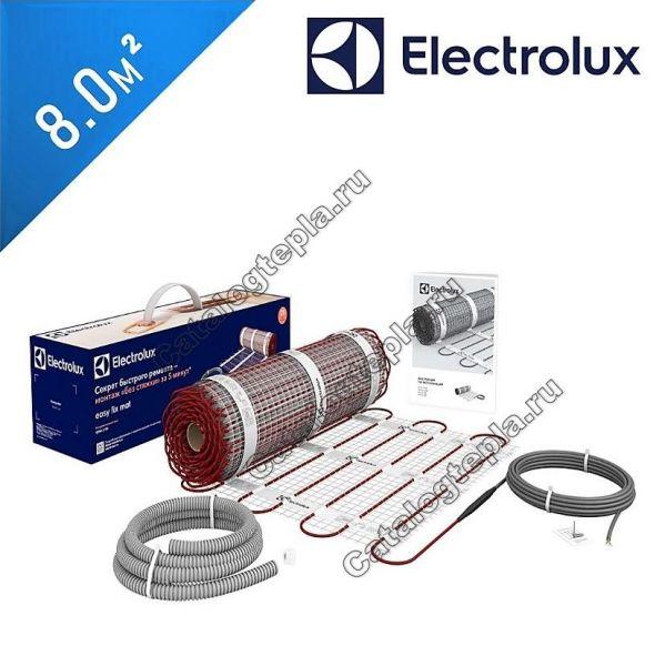 Нагревательный мат Electrolux Easy Fix Mat 150 - 8.0 кв.м.