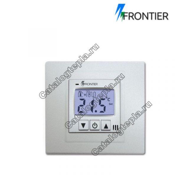 Терморегулятор FRONTIER TH-0502RS alum