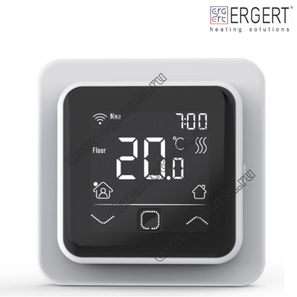 Терморегулятор Ergert FLOOR CONTROL 360 white WIFI