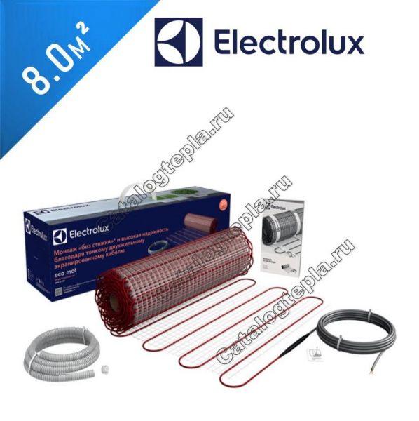 Нагревательный мат Electrolux Eco Mat 150 - 8.0 кв.м.