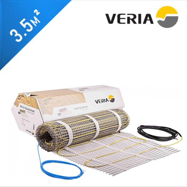 Нагревательный мат VERIA Quickmat 150 1C - 3,5 кв.м.