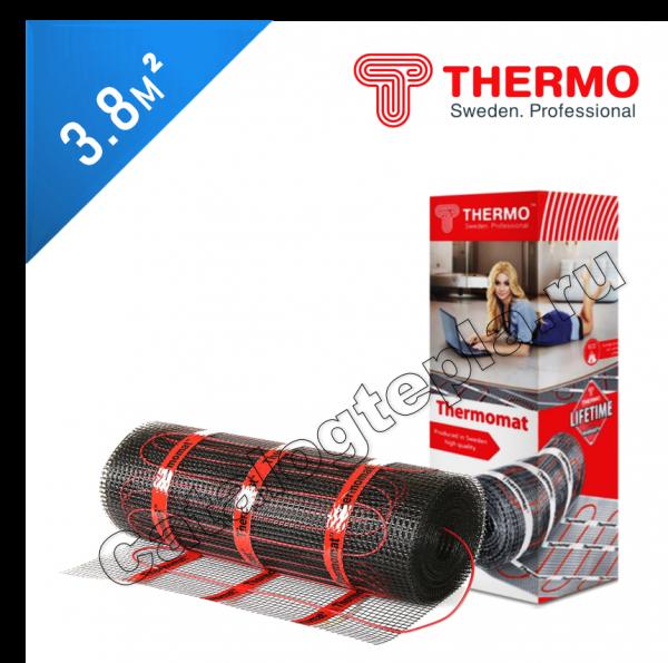 Нагревательный мат Thermomat TVK 210  - 3,8 кв.м.