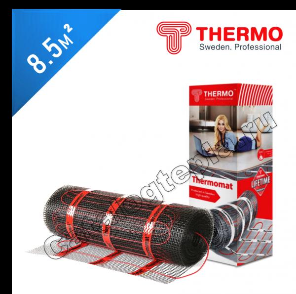 Нагревательный мат Thermomat TVK 210  - 8,5 кв.м.