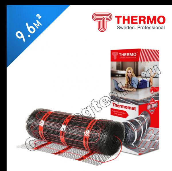 Нагревательный мат Thermomat TVK 210  - 9,6 кв.м.