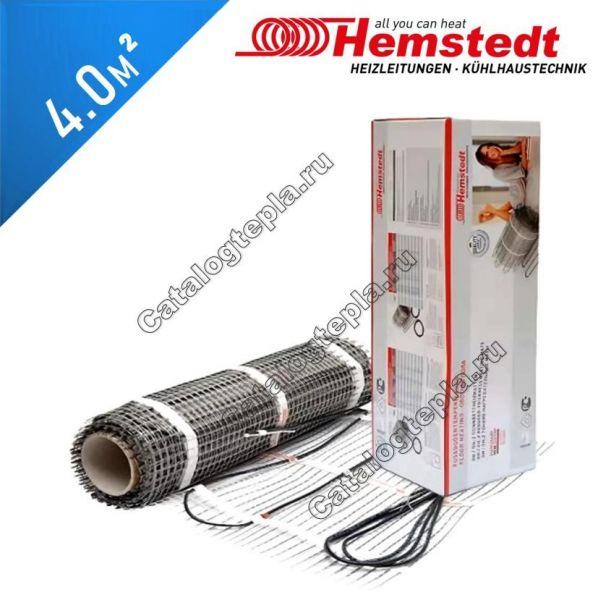Нагревательный мат Hemstedt DH 600 - 4,0 кв.м.
