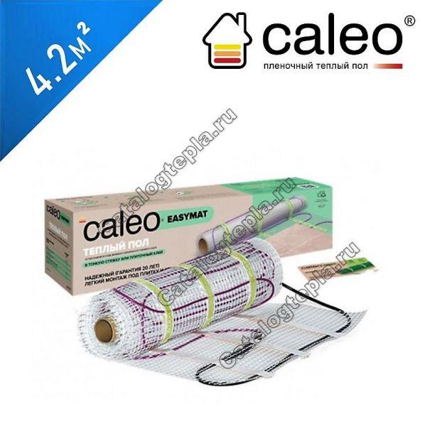 Нагревательный мат Caleo Easymat 140 - 4,2 кв.м.