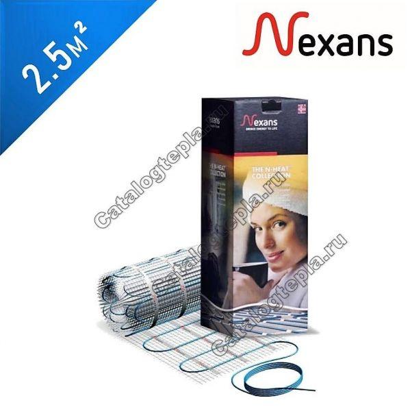 Нагревательный мат Nexans Millimat 150 - 2,5 кв.м.